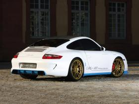Ver foto 2 de Porsche 911 Carrera 4S Coupe by Cars & Art Mannheim 2011