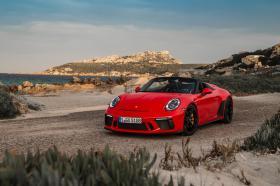 Ver foto 30 de Porsche 911 Speedster (991) 2019