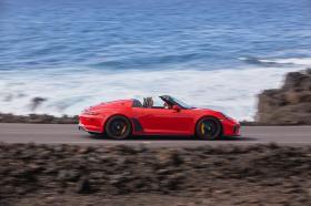 Ver foto 5 de Porsche 911 Speedster (991) 2019