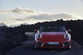 Ver foto 40 de Porsche 911 Speedster (991) 2019