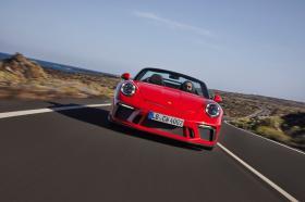 Ver foto 10 de Porsche 911 Speedster (991) 2019