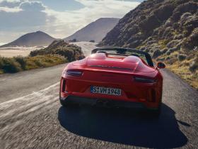 Ver foto 15 de Porsche 911 Speedster (991) 2019