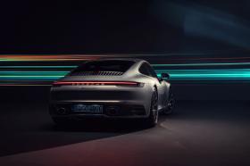 Ver foto 38 de Porsche 911 Carrera 4S (992) 2019