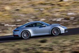 Ver foto 17 de Porsche 911 Carrera 4S (992) 2019
