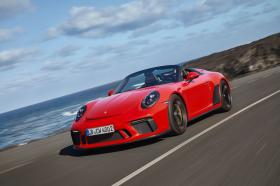 Ver foto 4 de Porsche 911 Speedster (991) 2019