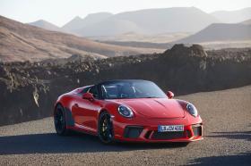 Ver foto 3 de Porsche 911 Speedster (991) 2019