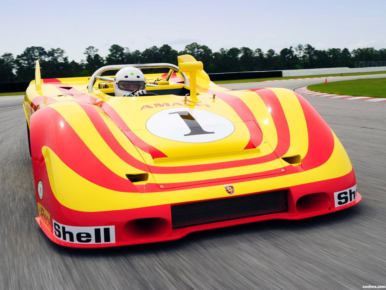 Foto 0 de Porsche 917-10 Interserie Spyder 1972