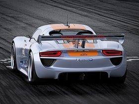 Ver foto 12 de Porsche 918 RSR Concept 2011