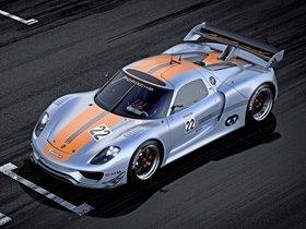 Ver foto 11 de Porsche 918 RSR Concept 2011