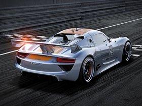 Ver foto 10 de Porsche 918 RSR Concept 2011