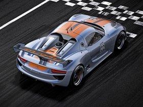 Ver foto 9 de Porsche 918 RSR Concept 2011