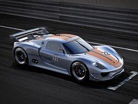 Ver foto 8 de Porsche 918 RSR Concept 2011
