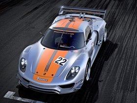 Ver foto 7 de Porsche 918 RSR Concept 2011