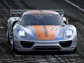 Ver foto 6 de Porsche 918 RSR Concept 2011