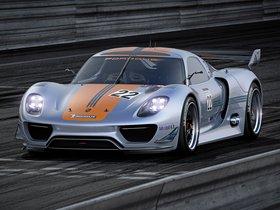Ver foto 5 de Porsche 918 RSR Concept 2011