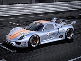 Ver foto 4 de Porsche 918 RSR Concept 2011
