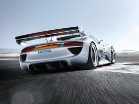 Ver foto 3 de Porsche 918 RSR Concept 2011