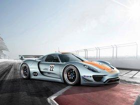 Ver foto 2 de Porsche 918 RSR Concept 2011