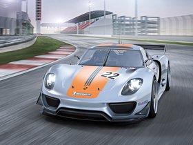 Ver foto 25 de Porsche 918 RSR Concept 2011