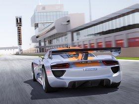 Ver foto 24 de Porsche 918 RSR Concept 2011