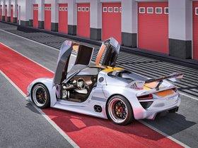 Ver foto 23 de Porsche 918 RSR Concept 2011