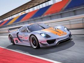 Ver foto 22 de Porsche 918 RSR Concept 2011