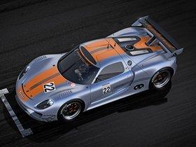 Ver foto 19 de Porsche 918 RSR Concept 2011