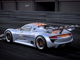Ver foto 18 de Porsche 918 RSR Concept 2011