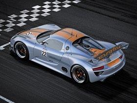 Ver foto 17 de Porsche 918 RSR Concept 2011