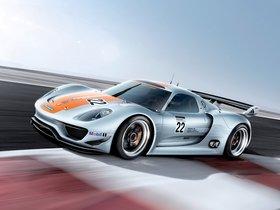 Ver foto 15 de Porsche 918 RSR Concept 2011