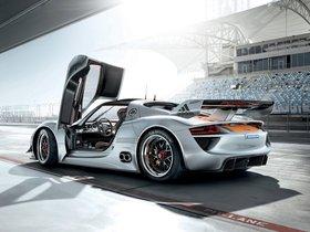 Ver foto 14 de Porsche 918 RSR Concept 2011