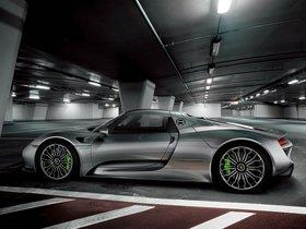 Ver foto 2 de Porsche 918 Spyder 2014