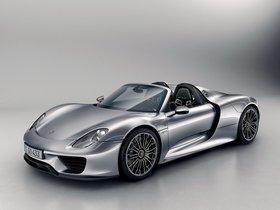 Ver foto 1 de Porsche 918 Spyder 2014