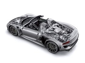 Ver foto 9 de Porsche 918 Spyder 2014
