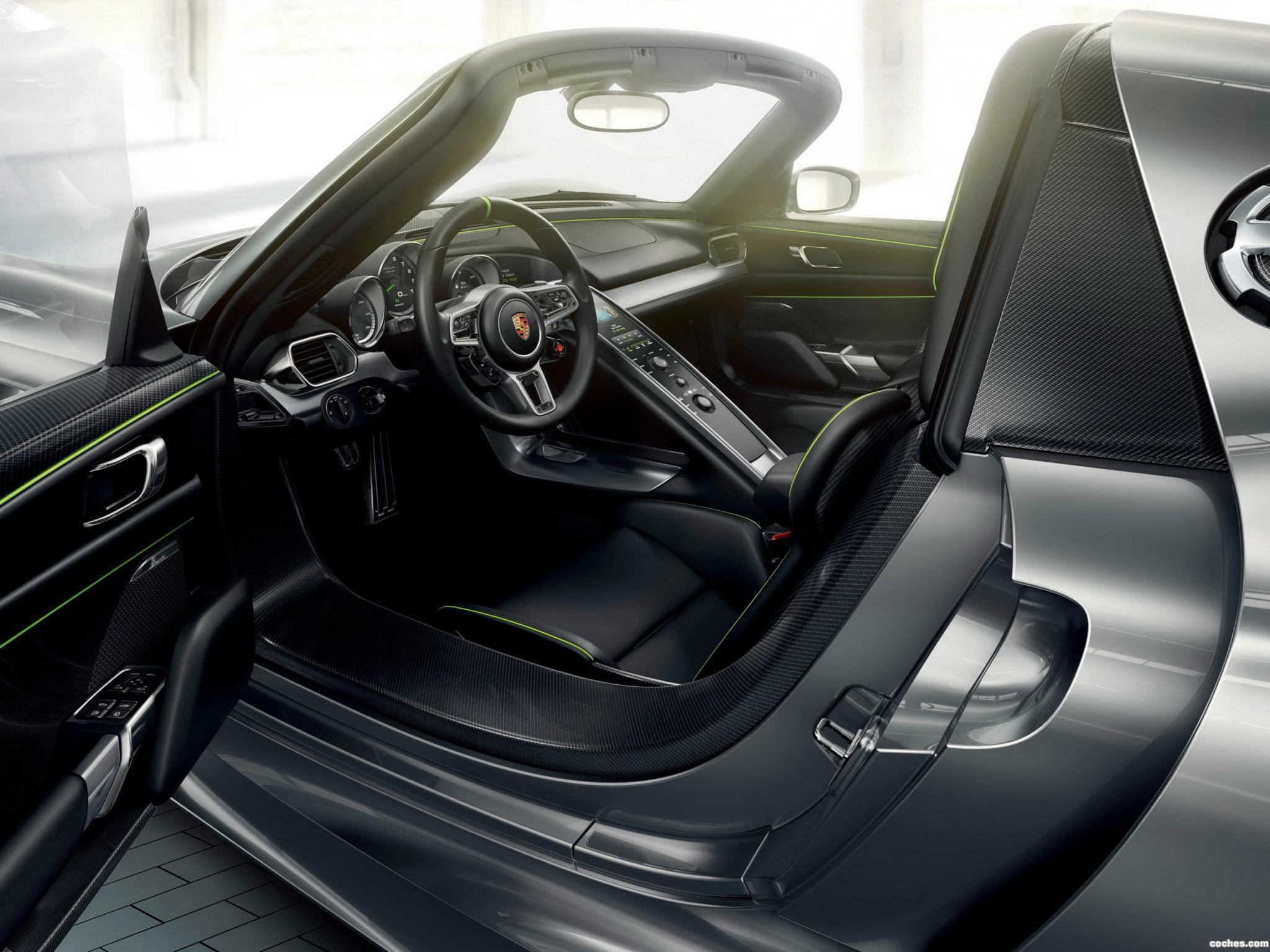 Foto 3 de Porsche 918 Spyder 2014