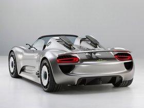 Ver foto 16 de Porsche Spyder Concept 2010