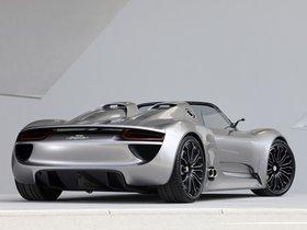 Ver foto 15 de Porsche Spyder Concept 2010