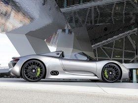 Ver foto 12 de Porsche Spyder Concept 2010