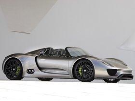 Ver foto 11 de Porsche Spyder Concept 2010