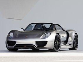 Ver foto 10 de Porsche Spyder Concept 2010