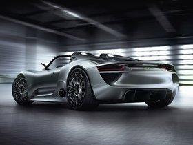 Ver foto 8 de Porsche Spyder Concept 2010