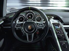 Ver foto 7 de Porsche Spyder Concept 2010