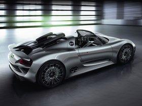 Ver foto 6 de Porsche Spyder Concept 2010