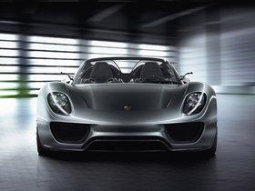 Ver foto 5 de Porsche Spyder Concept 2010