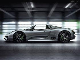 Ver foto 4 de Porsche Spyder Concept 2010
