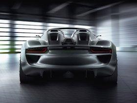 Ver foto 2 de Porsche Spyder Concept 2010