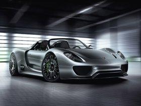 Ver foto 1 de Porsche Spyder Concept 2010