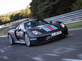 Ver foto 4 de Porsche 918 Spyder Martini Racing 2014