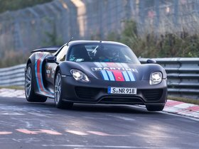 Ver foto 3 de Porsche 918 Spyder Martini Racing 2014