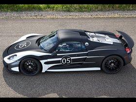 Ver foto 6 de Porsche 918 Spyder Prototype 2012